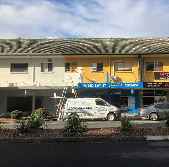Commercial Painters Tweed Heads