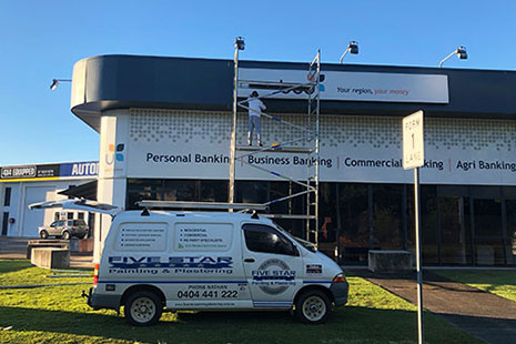 Commercial Painting Gallery Tweed Heads
