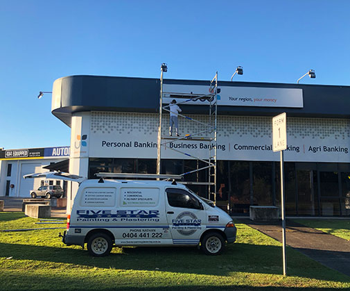 Commercial Painting Tweed Heads