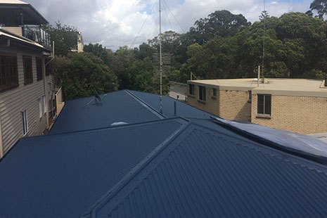 Roof Painting Gallery Tweed Heads