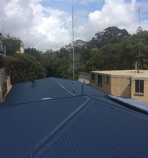 Roof Painting Tweed Heads