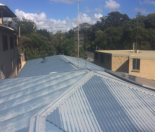 Roof Painting Tweed Heads